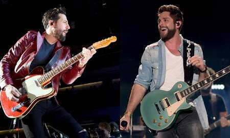 Music News - Old Dominion Announces New Song 'Some People Do' Co-Penned By Thomas Rhett