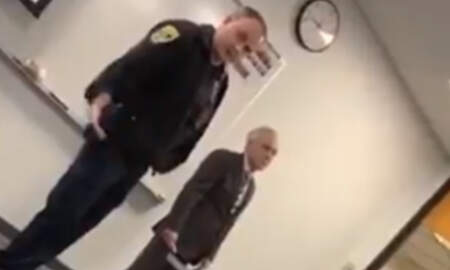 National News - College Professor Calls Police When Student Refuses To Change Seats