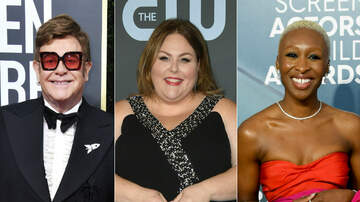 iHeartRadio Music News - Elton John, Chrissy Metz, Cynthia Erivo & More To Perform At 2020 Oscars
