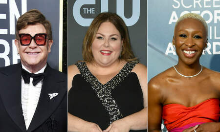 Rock News - Elton John, Chrissy Metz, Cynthia Erivo & More To Perform At 2020 Oscars