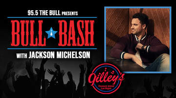 None - 95.5 The Bull presents Bull Bash with Jackson Michelson