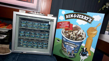 Jesse Lozano - Ben & Jerry's Unveils Two New Flavors Of Cookie Dough Chunks