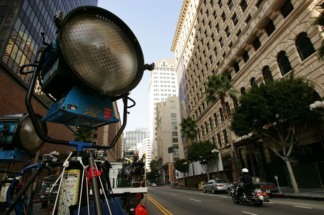 New Study Finds Hollywood Film Industry To Be Major Polluter