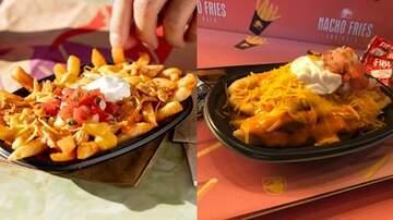 Tim Ben & Brooke - Taco Bell Adding Buffalo Chicken Nacho Fries To The Menu