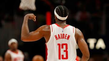 Matt Thomas - Rockets Guard James Harden Voted as Starter for 2020 NBA All-Star Game