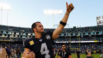 Petros And Money - Derek Carr On Handling The Speculation & Rumors At The QB Position