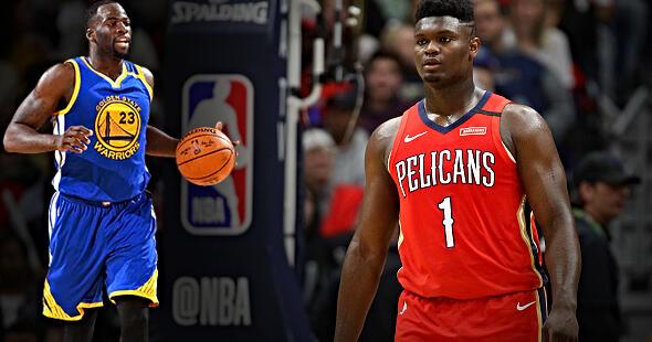 Doug Gottlieb: Zion Williamson's NBA Ceiling is Draymond Green