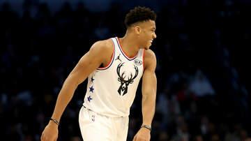 Bucks - Giannis Antetokounmpo selected team captain for 2020 NBA All-Star Game