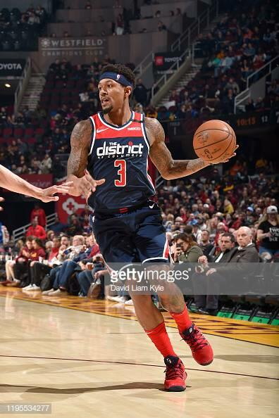 Beal Drops 36, Wizards Knock Off Cavaliers 124-112