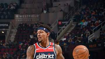 Complete Cavaliers Coverage - Beal Drops 36, Wizards Knock Off Cavaliers 124-112
