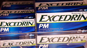 Valentine In The Morning - Two Kinds Of Excedrin Is Temporarily Discontinued As A Precaution!