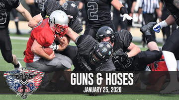 image for Sacramento Pig Bowl Association: Guns & Hoses on The Pat Walsh Show!