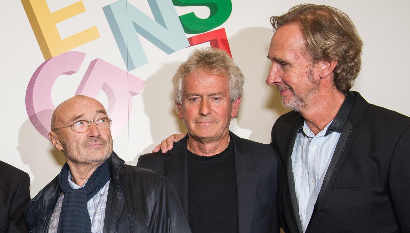 Genesis Ignites Reunion Hopes When Three Members Seen At Knicks Game