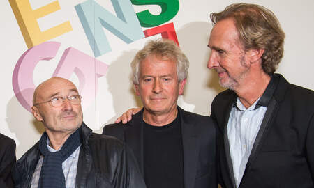 Rock News - Genesis Ignites Reunion Hopes When Three Members Seen At Knicks Game