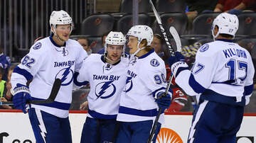 Ronnie And TKras -  Tampa Bay Lightning: Bolts In Action This Weekend During All-Star Game