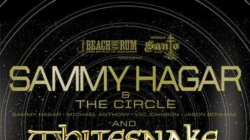 None - Sammy Hagar & The Circle, Whitesnake with special guest Night Ranger