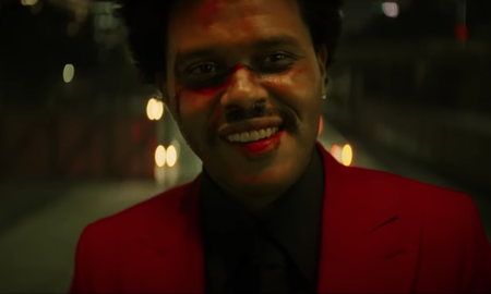 Trending - The Weeknd Channels The Joker In Reckless Video For 'Blinding Lights'