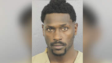 National News - Antonio Brown Surrenders To Police In Florida