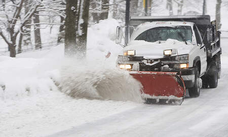 National News - Two Pedestrians Killed By Snowplow In Kansas