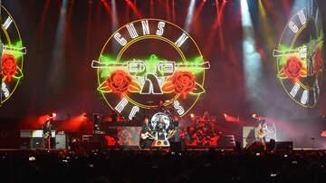 Scott Rusk - Slash Gives Update On New Guns N' Roses Album