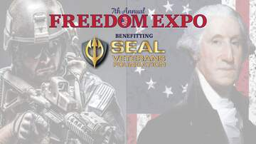 image for 7th Annual Freedom Expo Benefiting the Seal Veterans Foundation.