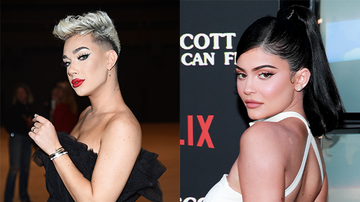Elvis Duran - James Charles Looks Identical To Kylie Jenner In New Instagram Post