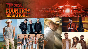 Local News - The 2020 Country Megaticket at Walmart AMP Pavilion