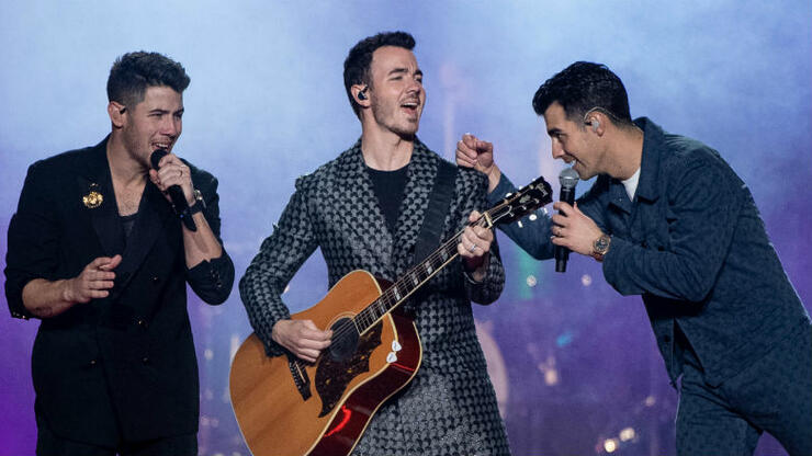 The Jonas Brothers Announce Las Vegas Residency: See The Dates | iHeartRadio
