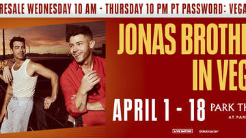 None - Jonas Brothers Live in Vegas!