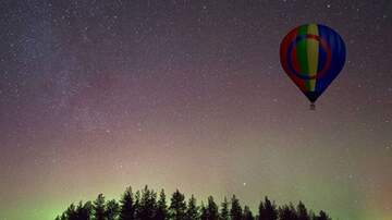 Tim Ben & Brooke - This New Hot Air Balloon Ride Will Show You Northern Lights From The Sky