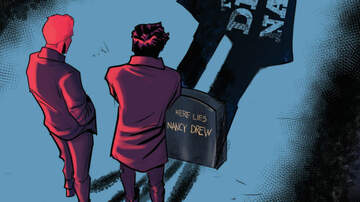 Entertainment News - New Nancy Drew Comic Celebrates Sleuth's 90th Birthday By Killing Her Off
