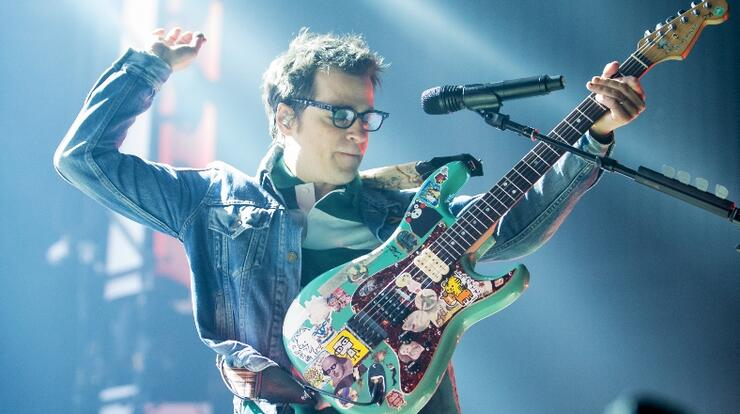 Weezer's Rivers Cuomo Is Getting His Very Own Funko POP Figurine | iHeartRadio