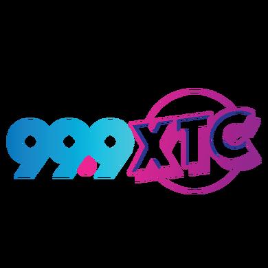 99.9 XTC logo