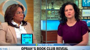 Honey German - Oprah Fails Latinos With Book Pick! Celebs Yank American Dirt Support