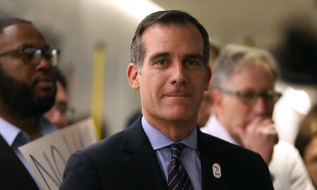 Trending - Garcetti Says Los Angeles Will Partner with Feds to Address Homelessness