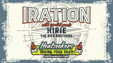 None - Iration | Heatseekers Spring Tour - Corpus Christi, TX