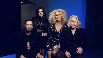 Music News - Little Big Town Gets Emotional About The Daughters During Performance