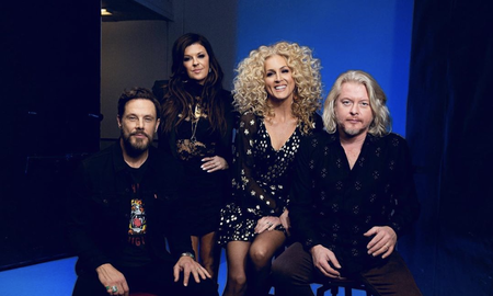 iHeartCountry - Little Big Town Gets Emotional About The Daughters During Performance