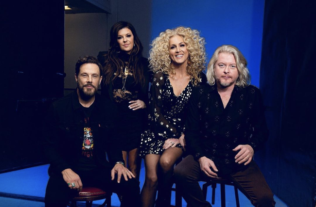 """Little Big Town Gets Emotional About """"The Daughters"""" During Performance"""