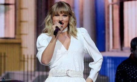 Entertainment News - Taylor Swift Reportedly Cancels 'Secret' 2020 Grammys Performance