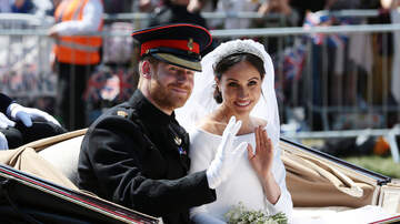Entertainment News - Prince Harry, Meghan Markle Wedding Souvenirs Removed From Royal Collection