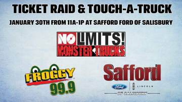 None - No Limits! Monster Trucks Ticket Raid