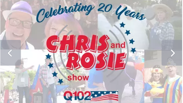 Photos: CHRIS AND ROSIE - Photos: Chris & Rosie 20th Anniversary Tour - Winchester Arby's 1/25/20