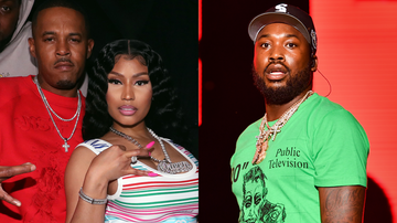 iHeartRadio Music News - Nicki Minaj & Her Husband Get Into Heated Shouting Match With Meek Mill