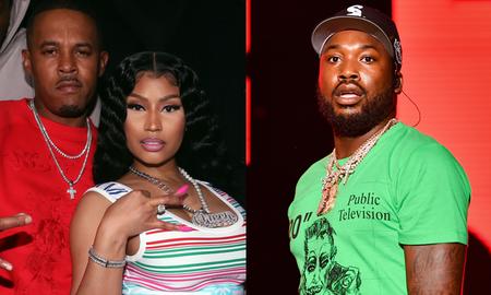 Trending - Nicki Minaj & Her Husband Get Into Heated Shouting Match With Meek Mill