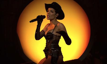 Entertainment News - Halsey Sings 'You Should Be Sad' & 'Finally // Beautiful Stranger' On SNL
