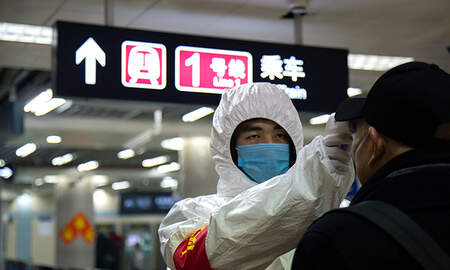 National News - 56 Million People Quarantined As Chinese Coronavirus Continues To Spread