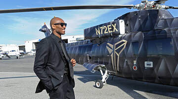 image for Kobe Bryant Dies In Helicopter Crash