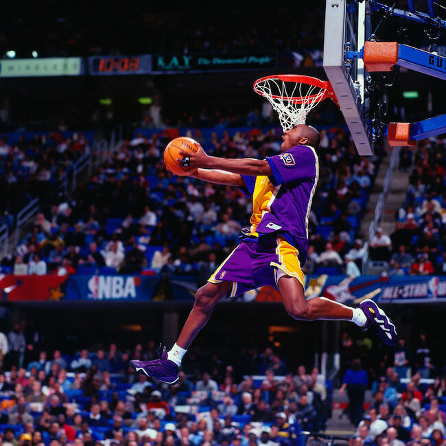 1997 NBA All Star Slam Dunk Contest