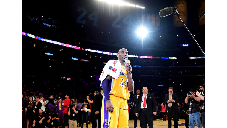 Photos Remembering The Life And Legacy Of Kobe Bryant Iheartradio